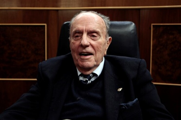 Manuel Fraga Iribarne foi o fundador do Partido Popular espanhol