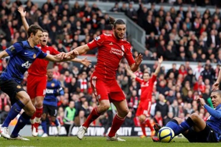 Liverpool afasta Manchester United da Taça de Inglaterra