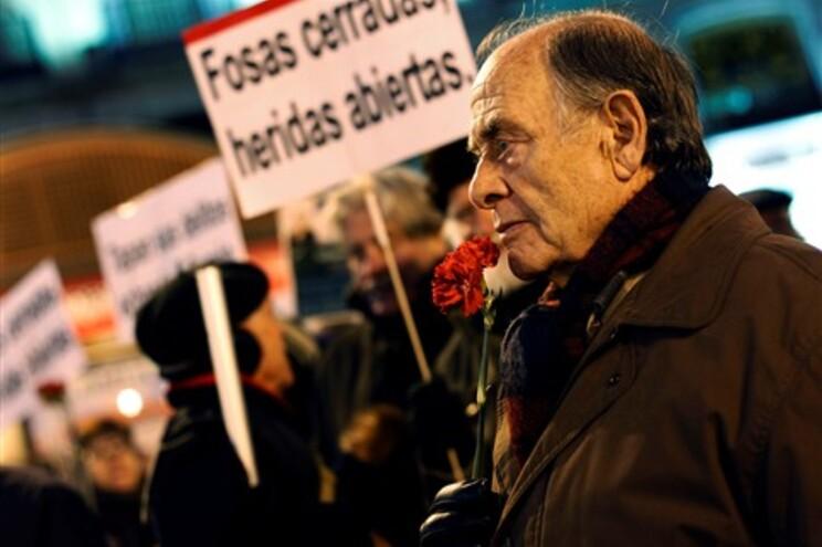 """""""Plataforma Solidários com Garzón"""" convoca manifestação"""
