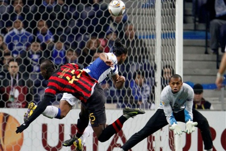 F. C. Porto perde com o Manchester City em noite de azares
