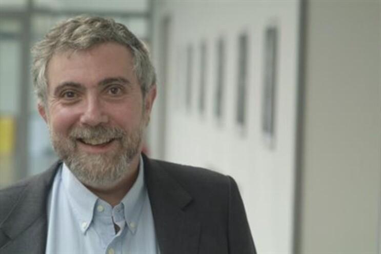 Economista Paul Krugman não acredita que Portugal consiga pagar a sua dívida