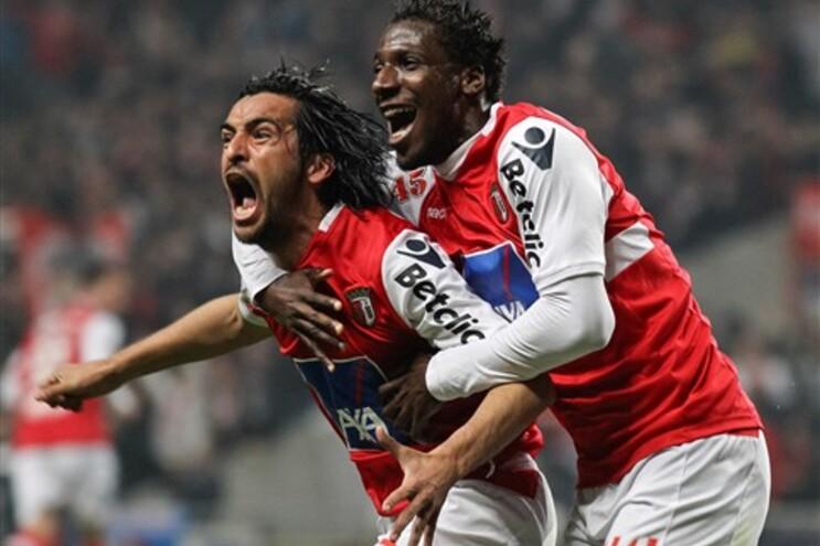 Braga está a três pontos da frente do campeonato