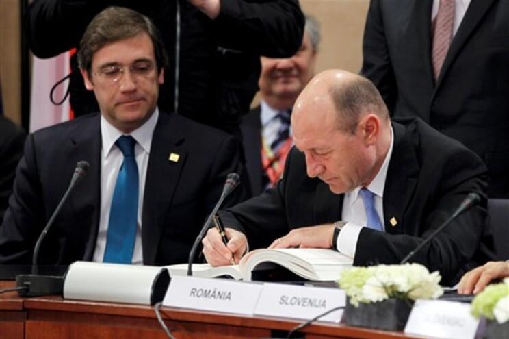 Primeiro-ministro português no Conselho Europeu