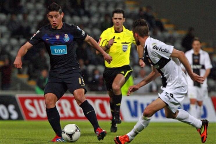 F.C. Porto conseguiu vencer o Nacional na Madeira