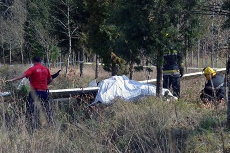 Queda de aeronave mata piloto em Águeda