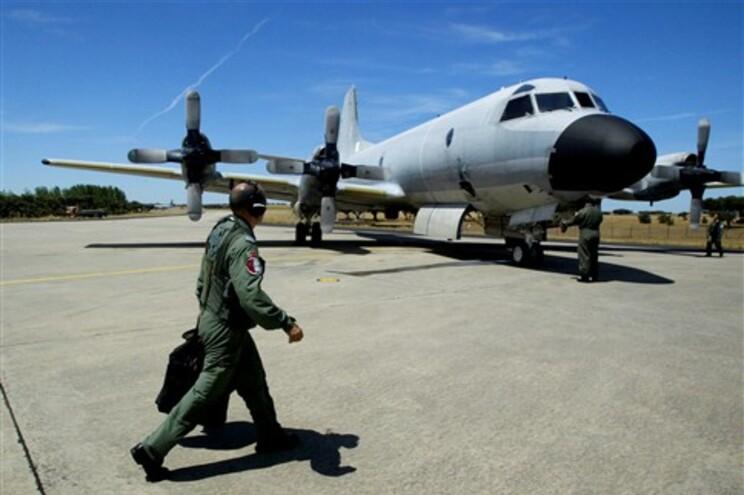 A força que ficará estacionada em Cabo Verde inclui um avião P-3P Orion da Força Aérea