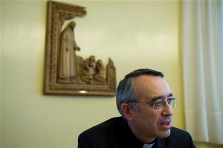 Manuel Morujão, porta-voz da Conferência Episcopal