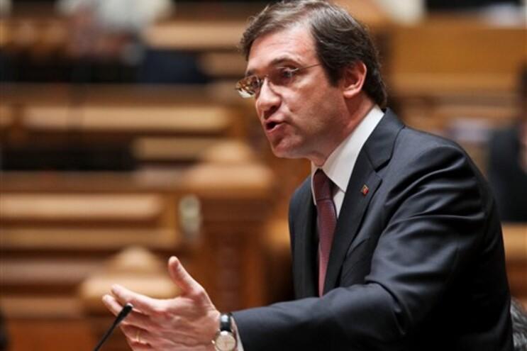 Passos Coelho volta a negar ter pedido ou recebido plano de Silva Carvalho
