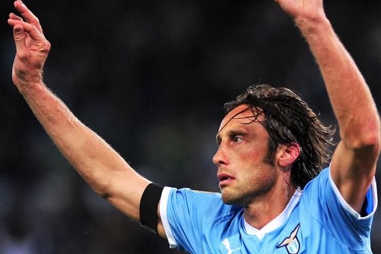 Capitão da Lazio de Itália, Stefano Mauri, foi detido