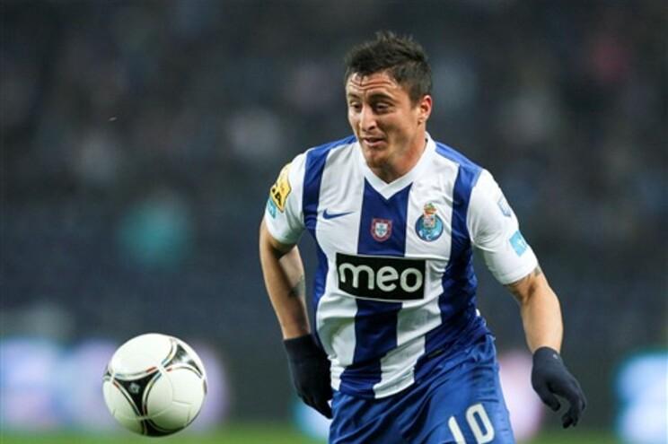 Rodriguez vai ser companheiro de equipa de Falcao