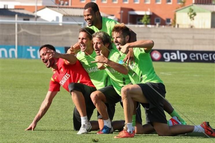 """Rolando diz que Portugal também corre o """"risco"""" de ganhar o Euro2012"""
