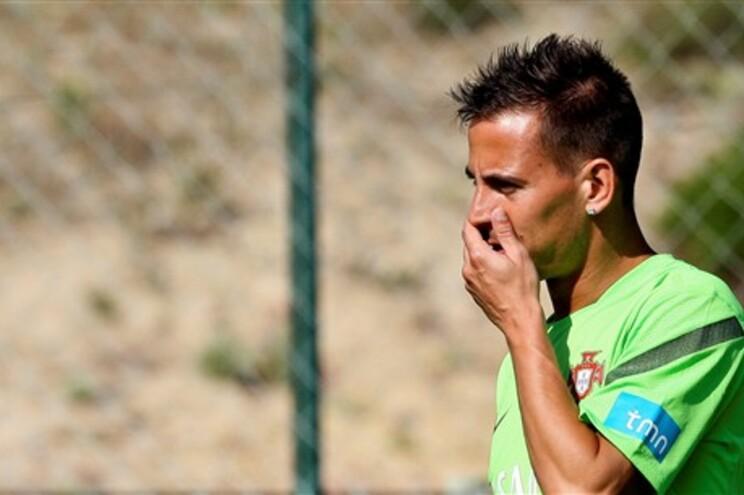 João Pereira vai encontrar Ronaldo nos jogos do campeonato espanhol
