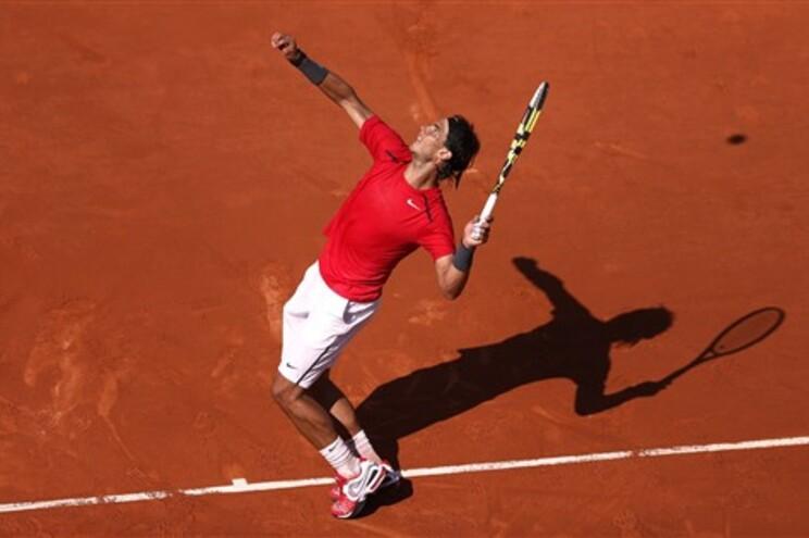 Rafael Nadal em busca do sétimo título em Roland Garros