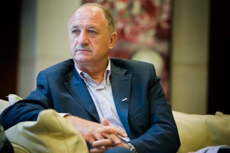 Scolari diz que preteriu Baía depois de falar com Pinto da Costa