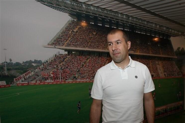 Sporting de Braga oficializa rescisão de Leonardo Jardim