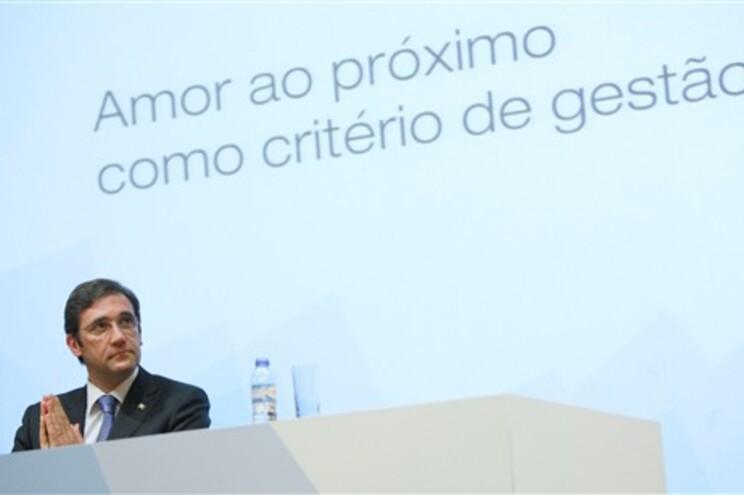 Passos Coelho prometeu à troika acelerar reformas