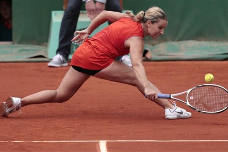 Azarenka perdeu com Cibulkova