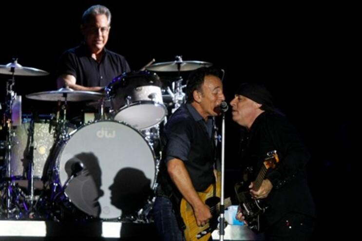 Springsteen fez história no Rock in Rio