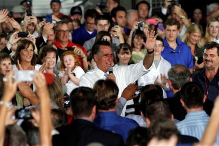 Romney venceu primárias republicanas em cinco Estados