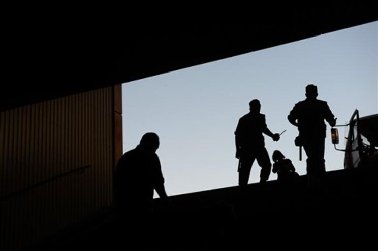 Jornalistas portugueses assaltados por polícias na Ucrânia