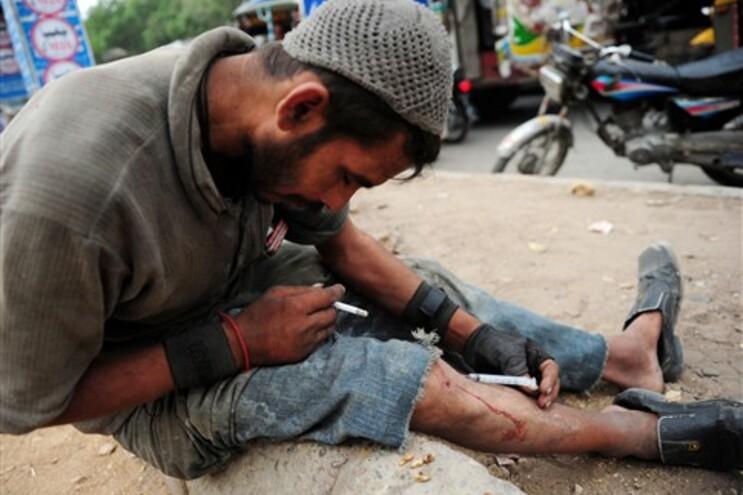 Há 230 milhões de consumidores de droga no Mundo