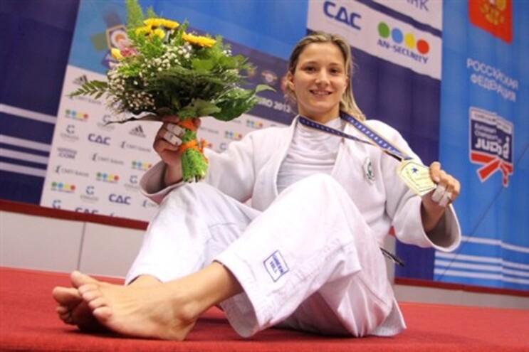 Escolha é justificada pelo currículo desportivo de Telma Monteiro