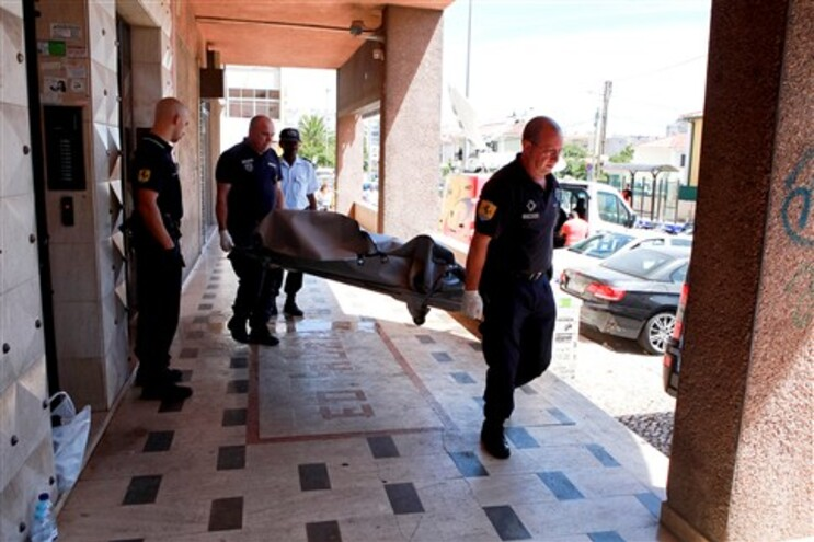 """Segundo fonte policial, o crime estará relacionado com """"problemas de negócios"""""""