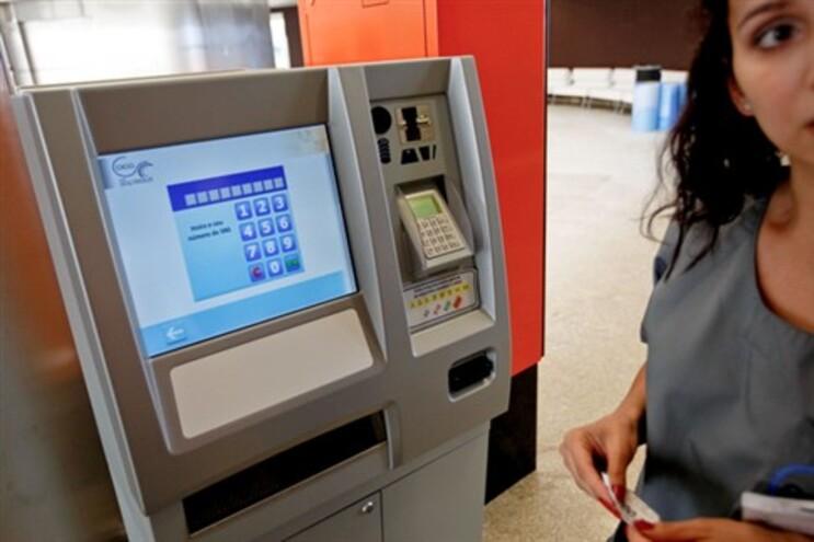 Rede multibanco está a funcionar com problemas esta manhã de quinta-feira
