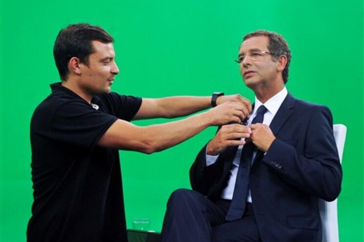 António José Seguro deu, esta segunda-feira, uma entrevista à RTP