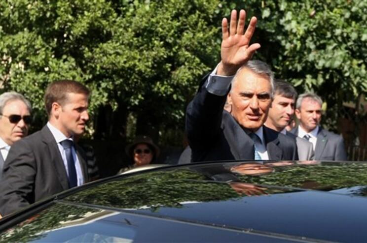 Presidente da República recebido em Évora por ruidosa manifestação