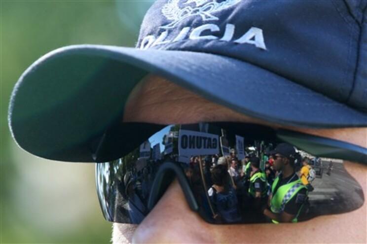 Marinha averigua se houve militares no ativo no protesto de Belém