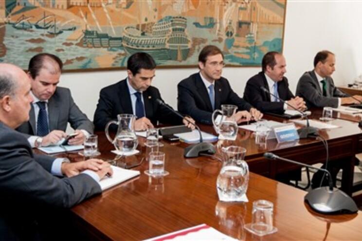 Reunião da Comissão Permanente de Concertação Social, em Lisboa