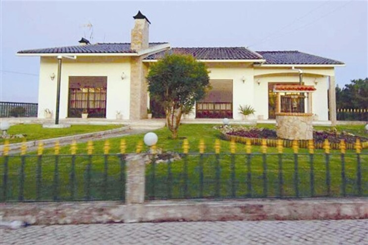 Casa onde vive a família de Martim