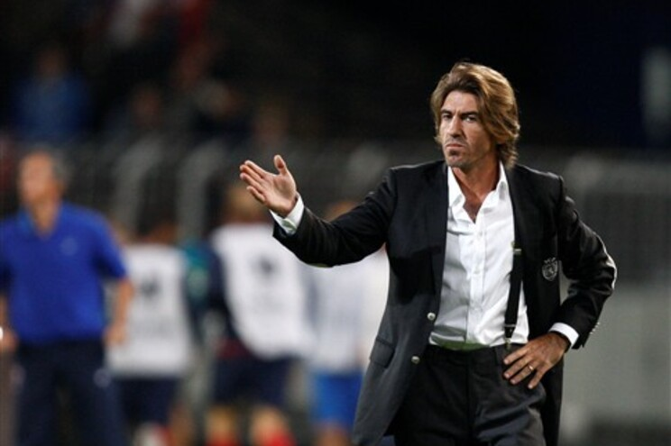 Sá Pinto assumiu responsabilidade pela derrota do Sporting na Hungria