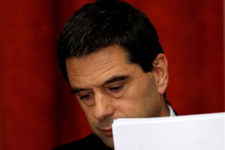 Vítor Gaspar explicou orçamento para 2013