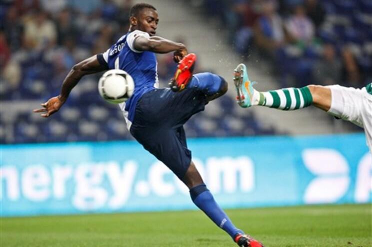 """Golo """"abriu o caminho da vitória"""", por 2-0, frente ao Sporting"""