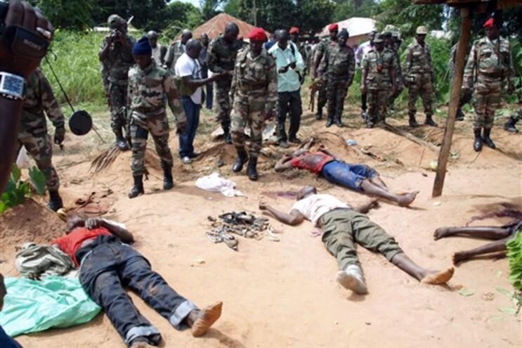 Pelo menos seis mortos em tiroteio numa caserna na Guiné-Bissau