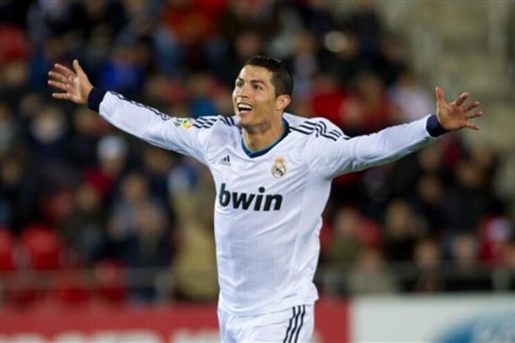 Ronaldo voltou a marcar na Liga Espanhola