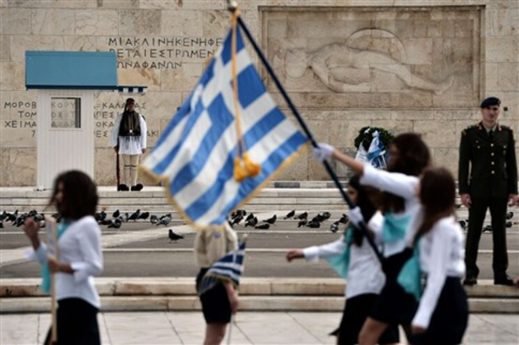 Grécia apresenta um elevado risco de investimento