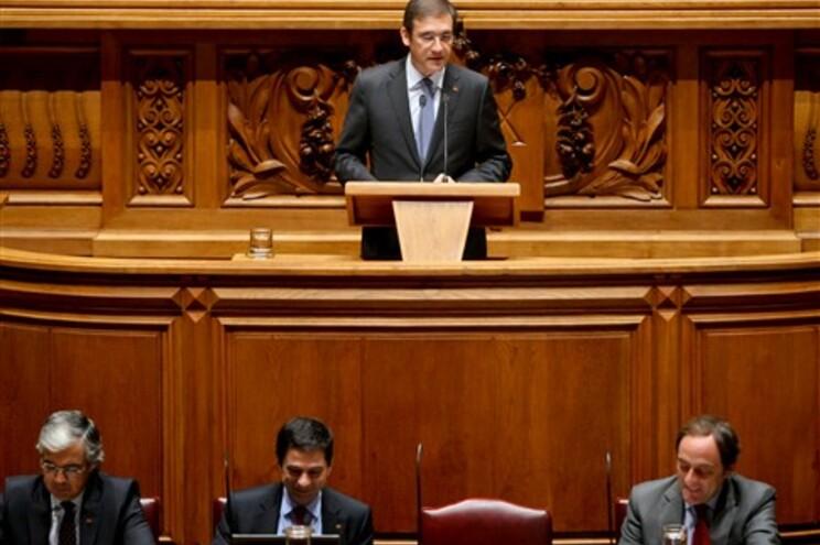 Pedro Passos Coelho abriu o debate sobre o Orçamento de Estado para 2013