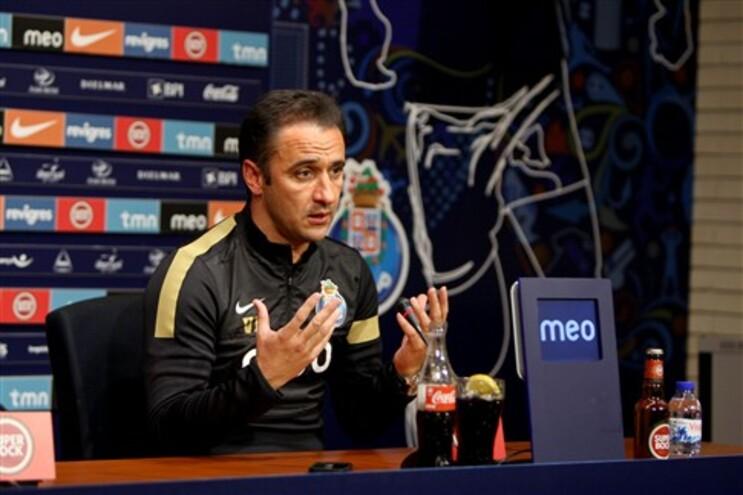 Vítor Pereira, treinador do F. C. Porto