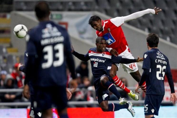 Braga vence Gil Vicente e mantém-se a três pontos da liderança