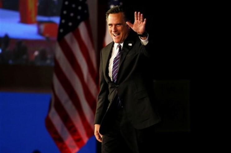 Mitt Romney agradece apoio no discurso do reconhecimento da derrota