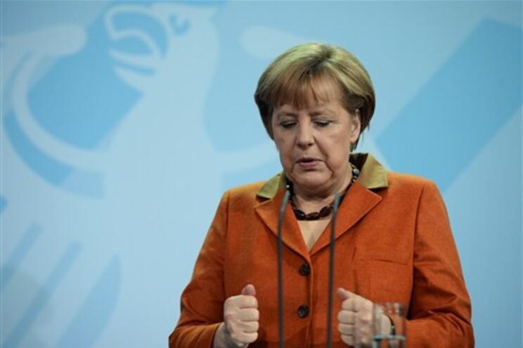 PSP a postos para eventuais manifestações durante visita de Merkel