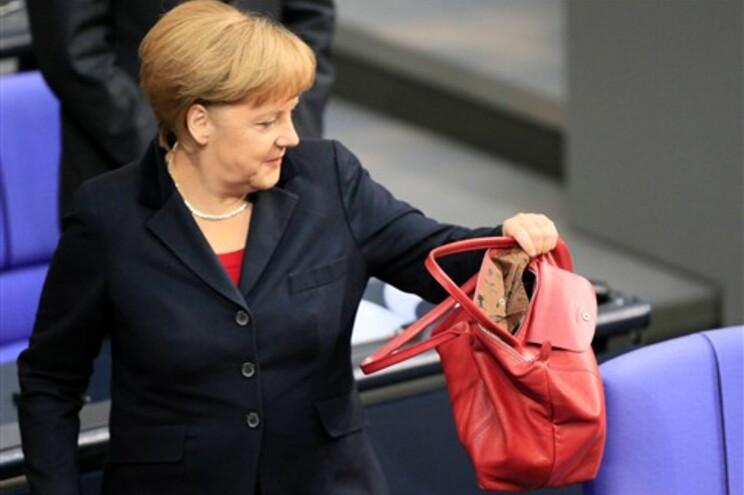 Chanceler alemã tem programa de cinco horas na visita a Portugal