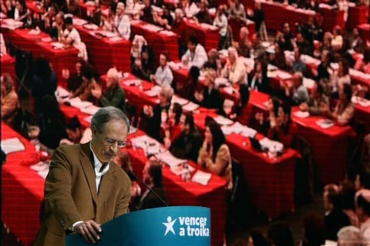 De saída, Louçã deixou proposta de liderança bicéfala no BE