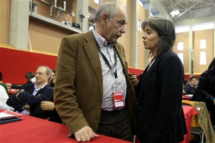 João Semedo e Catarina Martins