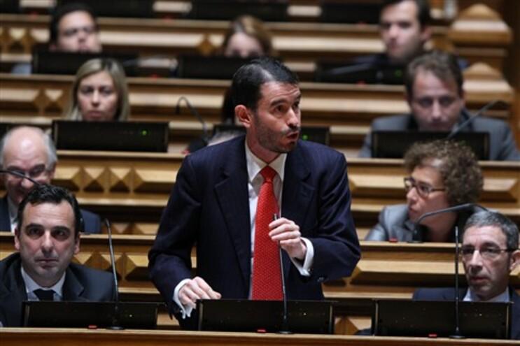 Miguel Frasquilho era o primeiro subscritor da declração