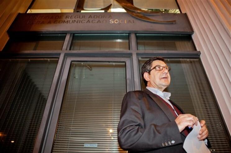 ERC abre novo inquérito sobre a denúncia de Nuno Santos