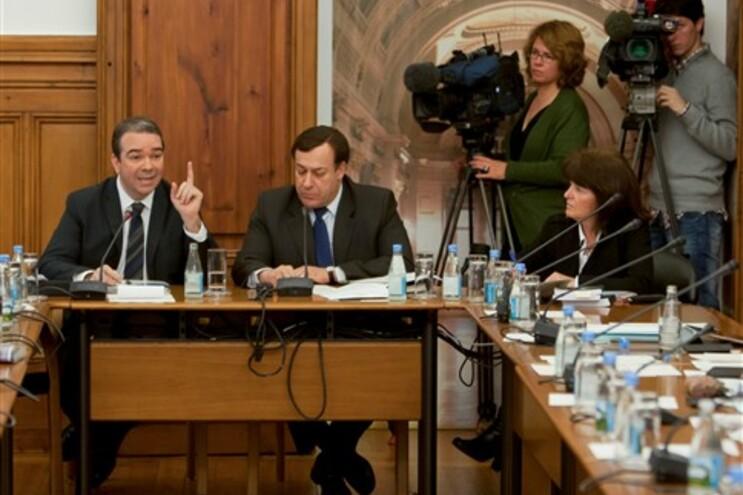 Audição de Nuno Santos na Comissão Parlamentar